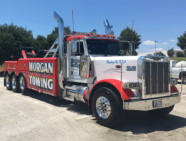 Home | Morgan Towing & Recovery | Towing | Roadside